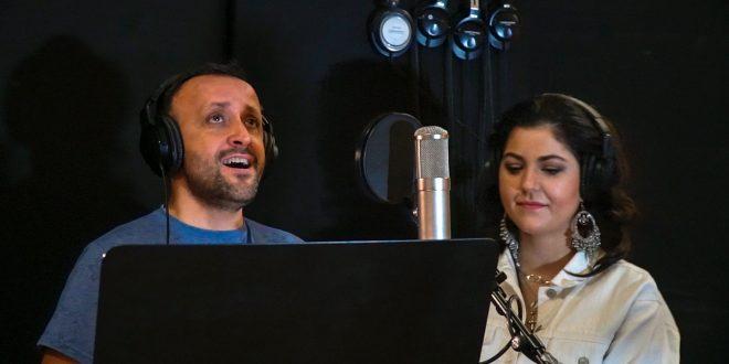 , Celeste Buckingham a Ondrej Kandráč naspievali ľúbostnú pieseň! Ako znie toto unikátne spojenie?