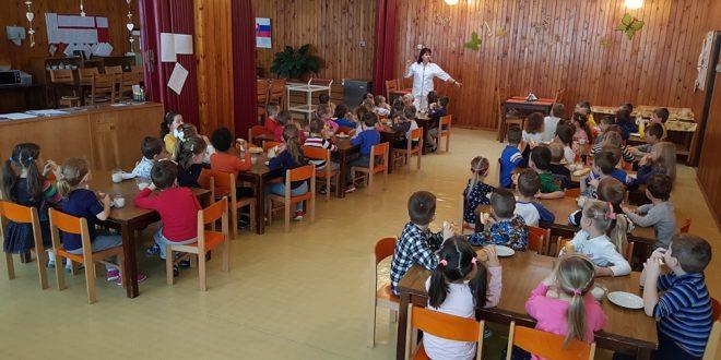 , Predškoláci vŽiline dostávajú dotáciu na obedy