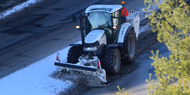 , Martin: Problémom zimnej údržby je parkovanie áut na cestách a chodníkoch