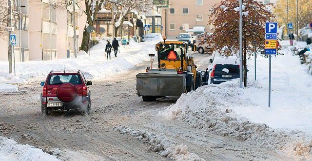 , Mimoriadnu situáciu vyhlásila pre problémy so snehom aj obec Dolná Tižina