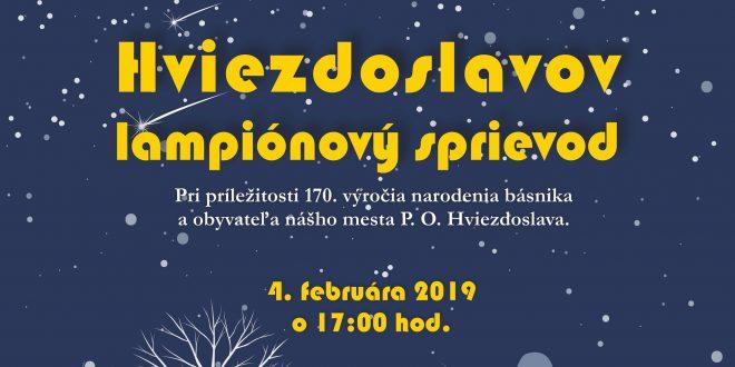 , DK: V meste si pripomenú výročie narodenia Hviezdoslava lampiónovým sprievodom