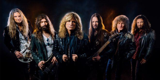 , Skupina Whitesnake vydala singel Shut Up & Kiss Me a prezradila novinky o novom albume