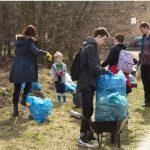 , Jarné upratovanie v Martine. Koľko odpadu vyzbierali dobrovoľníci?