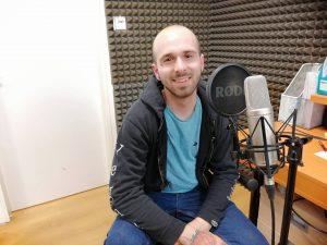 , Vegán Marcus Ivaška (26): Bolo to radikálne rozhodnutie. Nemal som predstavu, čím mäso nahradím, čo budem jesť