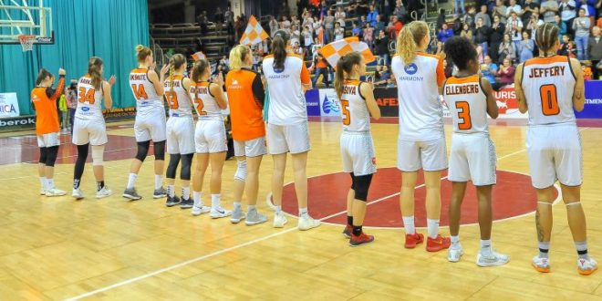 , Ružomberské basketbalistky sú krok od titulu