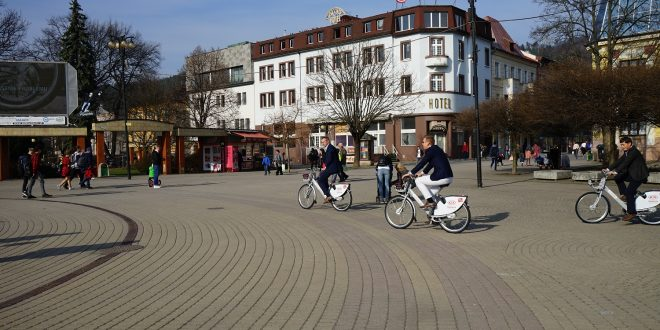 , V Žiline spustili systém zdieľaných bicyklov
