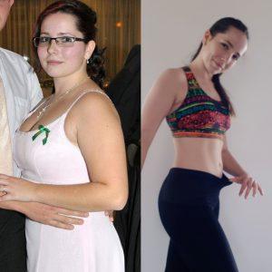 , Lucia Staňová: Na stužkovej som sa cítila ako slon. Počas polroka som schudla 22 kíl