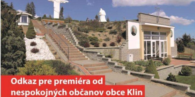 , Obyvatelia Oravy vyjadrili protest pohľadnicami s dopravnou tematikou