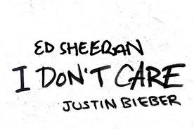 , Ed Sheeran vydal nový singel I Don't Care. Na nahrávke spolupracuje Justin Bieber
