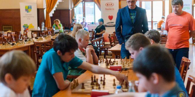 , V Ružomberku pokračoval šachový festival