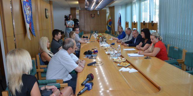 , Mesto Martin bude pomáhať prostredníctvom nadácie Nová šanca