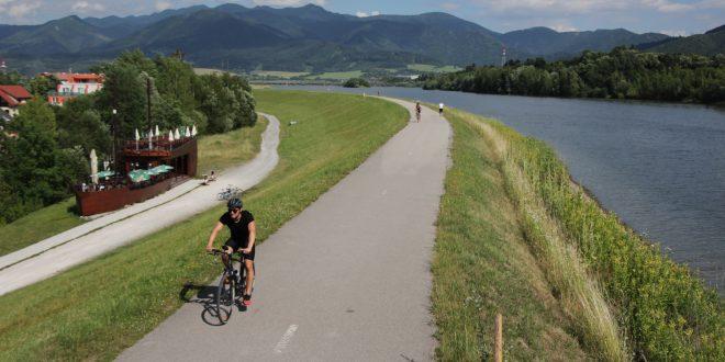 , V Žiline pribudnú takmer štyri kilometre novej cyklotrasy