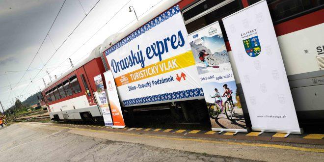 , Turistický vlak Oravský expres má za sebou prvú sezónu