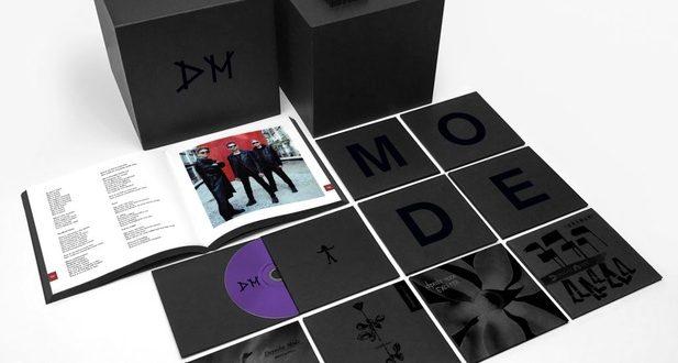 , Depeche Mode vydávajú Box set 14-tich štúdiových albumov a bonusového materiálu