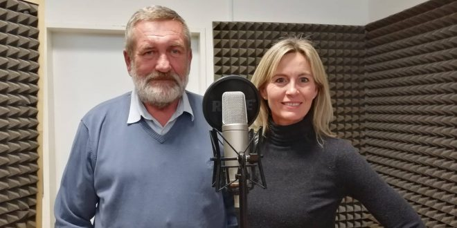 , Soňa Buckulčíková a Juraj Antal o pripravovanom podujatí k Novembru ´89