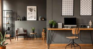 Vytvorte si domácu kanceláriu: Šikovné trio tipov, ktoré sa vám hodia