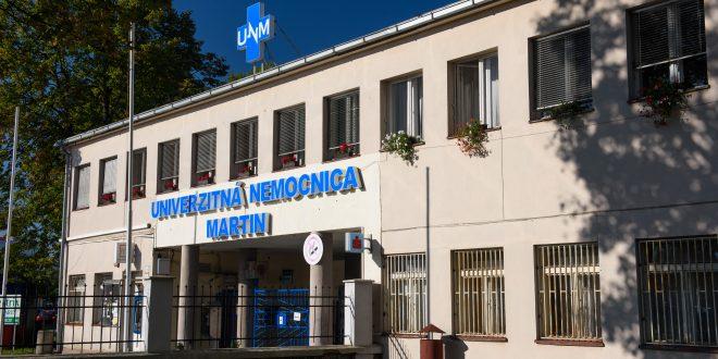 , Nemocnica v Martine liečila už niekoľko detí s nebezpečným syndrómom pre prekonaní Covid-19