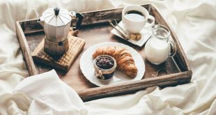 Raňajky do postele
