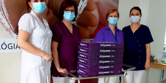 , Univerzitná nemocnica v Martine má nové monitory dychu
