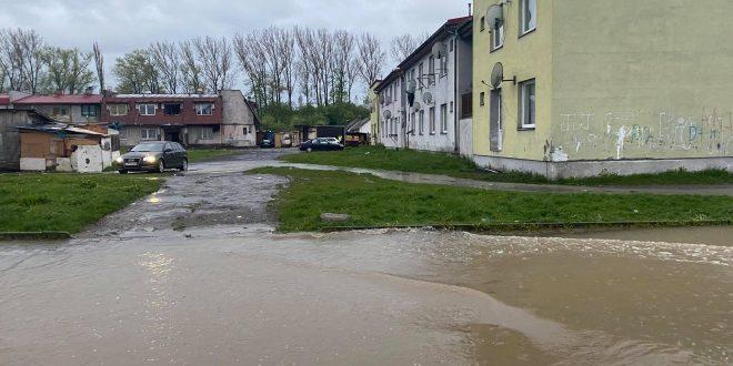 , V Liptovskom Mikuláši je vyhlásený 3. stupeň povodňovej aktivity