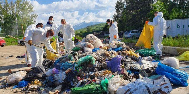 , Najväčšiu časť zmesového odpadu z mikulášskych domácností tvorí biologicky rozložiteľný kuchynský odpad