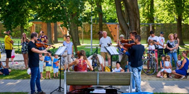 , Žilinské kultúrne leto prináša do ulíc mesta pestrý kultúrny program