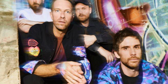 , Coldplay oznámili vydanie nového albumu Music Of The Spheres