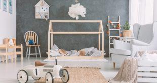 7 tipov, ako zariadiť detskú izbu