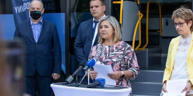 , Žilinský kraj pripravil benefity pre cestujúcich prímestskými autobusmi počas Európskeho týždňa mobility
