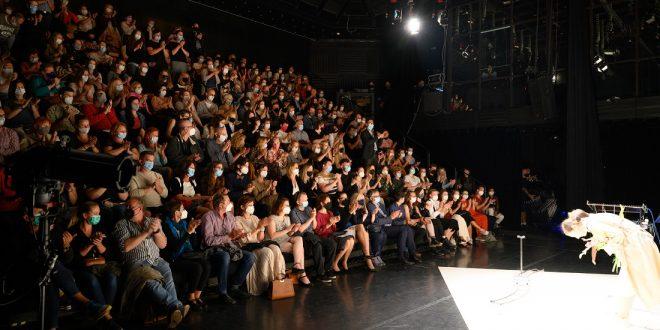 , Divadelný festival DOTYKY A SPOJENIA neuhol pred pandemickými opatreniami a odohral celý program podľa plánu