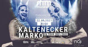 kaltenecker marko, Duo Zsolt Kaltenecker a Adam Marko: 22. októbra 2021 o 20.00 v Martinskom Barmuseu